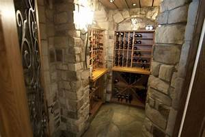 Cave À Vin Enterrée : b tir une cave vin o comment et combien karyne ~ Nature-et-papiers.com Idées de Décoration