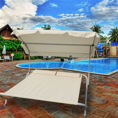 Pool Hammock Lounger by Outsunny Wide Patio Pool Hammock From Epic