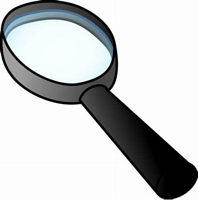 Clipart Magnifying Glass Magnifier Drawing Icons Computer