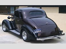 1936 Chevy Business Coupe