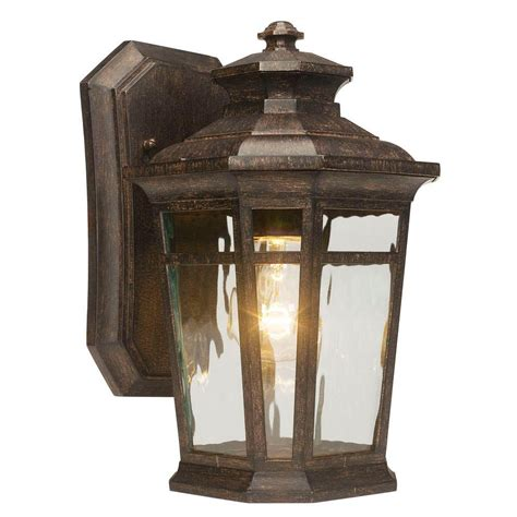 outdoor patio wall exterior lighting classic light fixture
