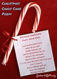 Jesus Candy Cane Poem | Great Gift for the Elderly ...