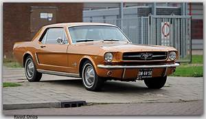 Ford Mustang - 1960 | Ruud Onos | Flickr