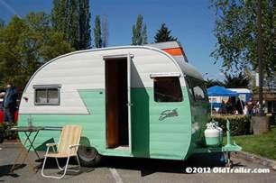 1956 Shasta Camper Vintage Travel Trailer
