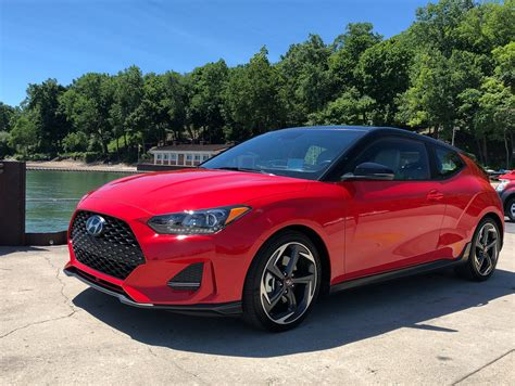2019 Hyundai Veloster Turbo Review 2019 hyundai veloster turbo ultimate review hatching
