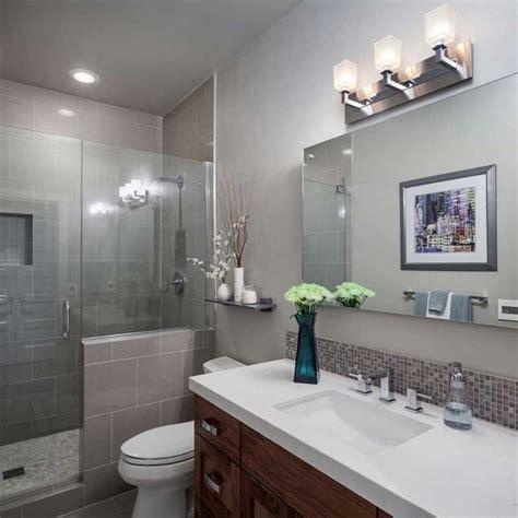 50 Modern Small Bathroom Design Ideas Homeluf com