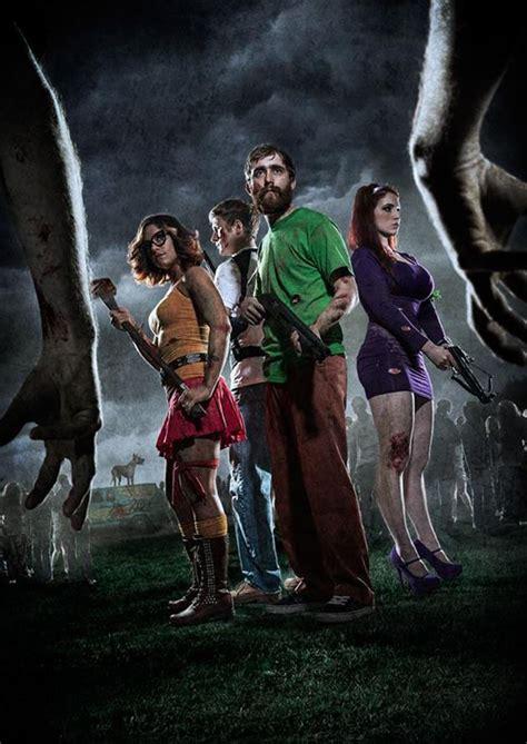 scooby doo zombie vs apocalypse zombies hiconsumption gang