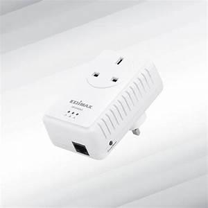 500mbps Plug Through Homeplug  Single Unit