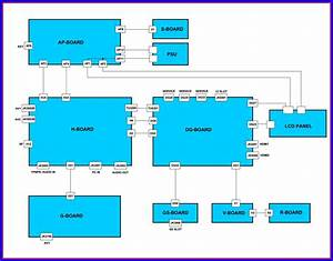 Block Diagram Lcd Tv