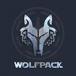 Wolfpack - Star Wars - T-Shirt TeePublic