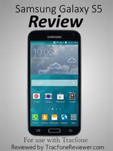 TracFone Samsung Galaxy S5 Review