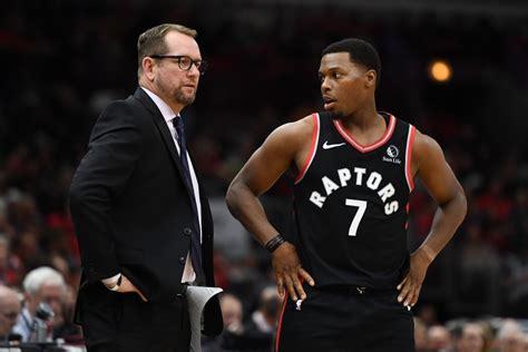 Toronto Raptors Coach Nick Nurse Salary