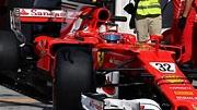 F1 Hungary Test: Charles Leclerc fastest on 2017 Ferrari ...