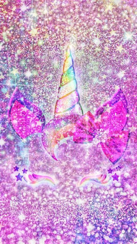 glitter unicorn wallpapers wallpaper cave