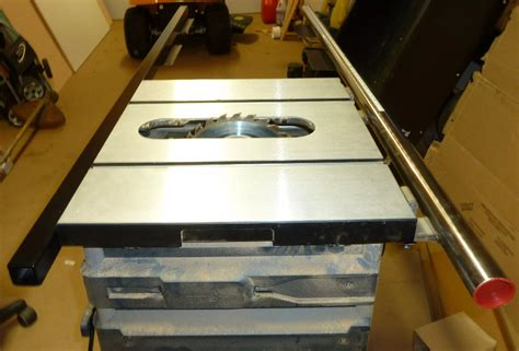 This dewalt table saw is another table saw that people tend to gravitate towards due to its features just like the lowes kobalt table saw. Table Saw Upgrade - Kobalt KT1015 Fence to a Vega PRO 50 ...