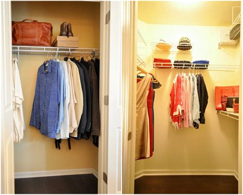 kinds of walk in closet design ideas for small house