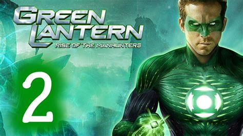 the green lantern 2 green lantern rise of the manhunters wb yellow fear energy part 2