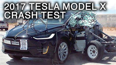 Tesla Model X = Safest SUV Ever, Because Some Humans Have ...