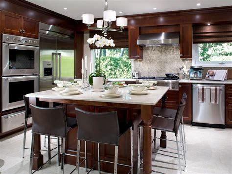 Kitchen Islands by 7 Stylish Kitchen Islands Hgtv