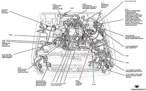 1996 Ford Explorer Fuel Line Wiring by 1996 Ford Ranger 4 Cyl 2 3