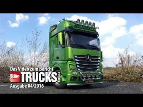 trucks details mercedes benz actros  von tamiya