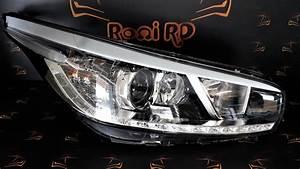 Kia Headlight
