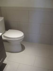 bathrooms alex freddi construction llc With small or large tiles for small bathroom