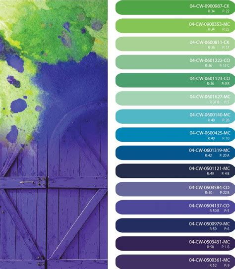blue and green color schemes mainly green but maybe bringing in a color bar with the