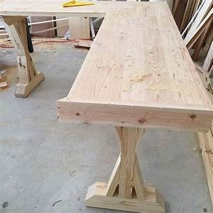 diy l shaped farmhouse wood desk office makeover hometalk