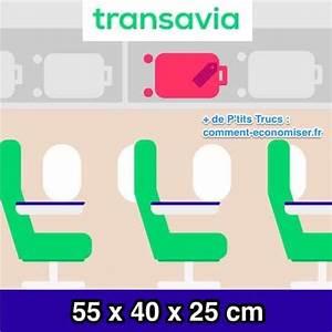 Bagage Soute Transavia : bagage cabine les tailles respecter pour ne jamais payer de suppl ment ~ Gottalentnigeria.com Avis de Voitures