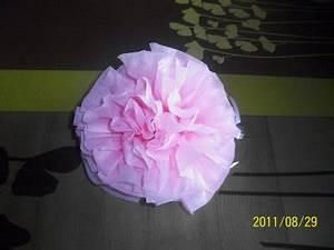 Fleur En Papier Serviette : fleur en serviette en papier blog de aure59122 ~ Melissatoandfro.com Idées de Décoration