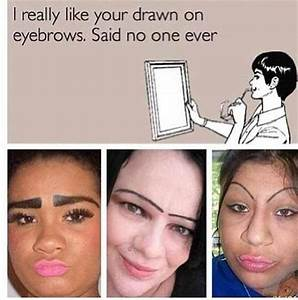 7 best people w... Draw Eyebrows Quotes