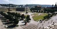USAG Stuttgart Army Base in Stuttgart, Germany ...