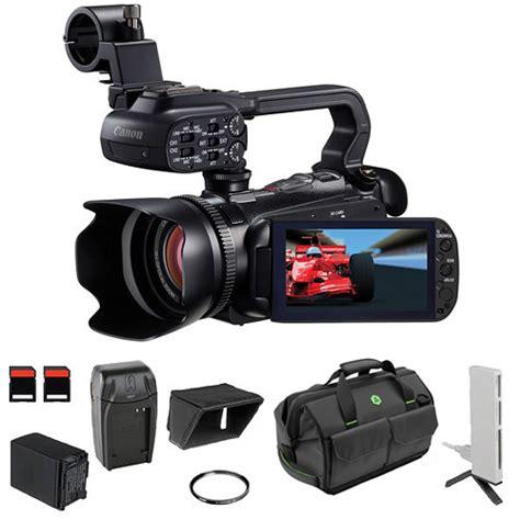 Canon Xa10 Canon Xa10 Camcorder Master Starter Kit B H Photo