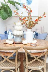 Simple Ways To Use Neutral Fall Decor Inside And Out Of