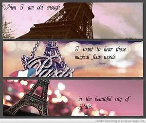 inspirational, ... Inspirational Paris Quotes