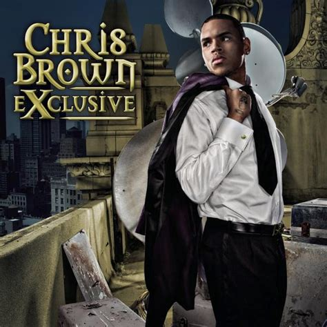 Exclusive (Chris Brown) Font