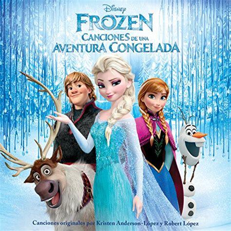 frozen soundtrack cd covers