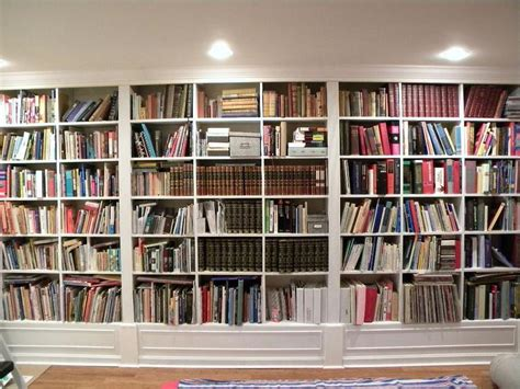 Home Bookcase by 15 Ideas Of Library Bookcase Lighting