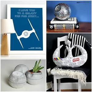 Star Wars Diy : 20 star wars home decor ideas desert chica ~ Orissabook.com Haus und Dekorationen