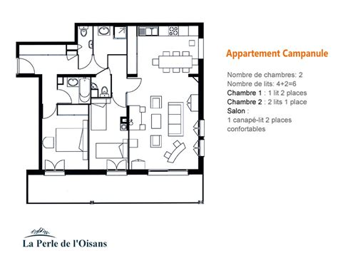 plan appartement 2 chambres cool plan de with plan appartement 2 chambres