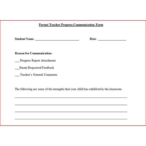 Contact The Teacher Template Free by Free Lesson Plan Templates The Best Websites To Download