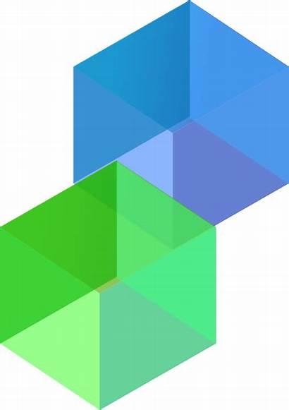 3d Clip Cubes Clipart Vector Shapes Cliparts