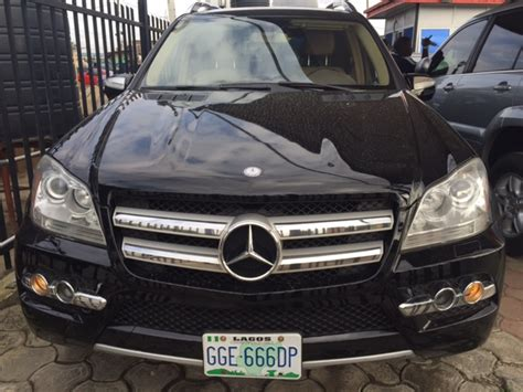 4:55pm on sep 29, 2019. SOLD! Reg Mercedes Benz GL 450 4Matic 2010 - Autos - Nigeria