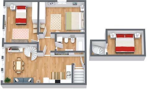 planimetria da letto magnifico appartamento in stile veneziano appartamenti a