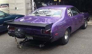 Buy Used 1973 Plymouth Duster Twin Turbo 1500 Horsepower In Huntington  New York  United States