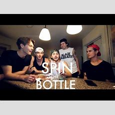 5 Guys Spin The Bottle Youtube