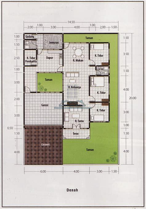 contoh gambar desain rumah  informasi desain
