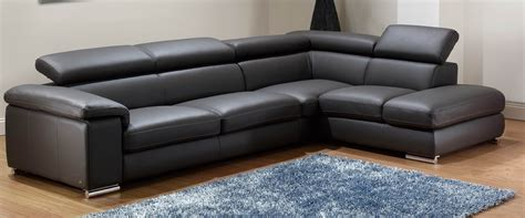 modern leather sectional sofa with recliners contemporary leather recliner sofa thesofa