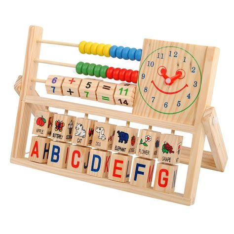 shipping educational intellectual toys wooden maths